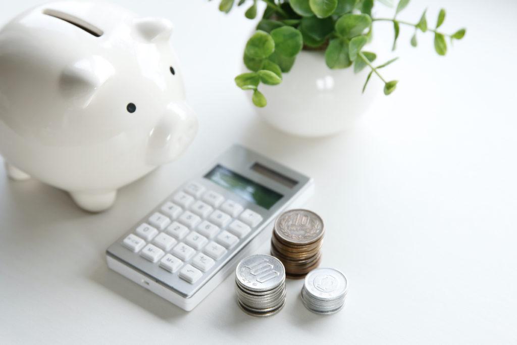 doing finances concept